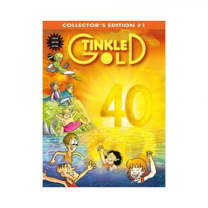 Tinkle Gold Collector's Edition